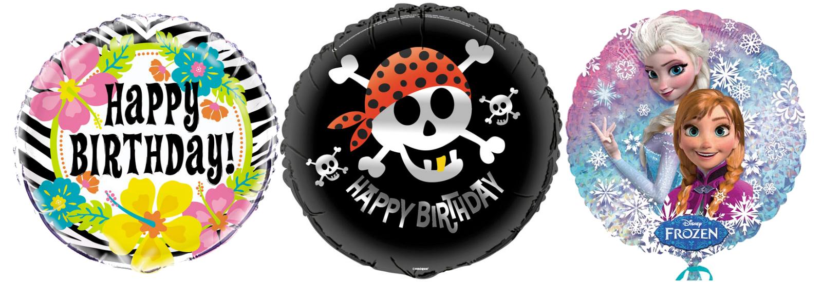 New Balloons Partyrama