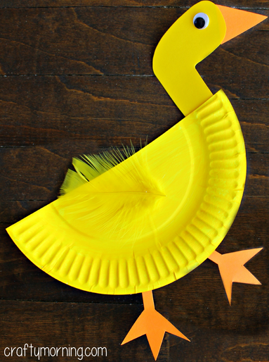 paper-plate-duck-craft-for-kids-