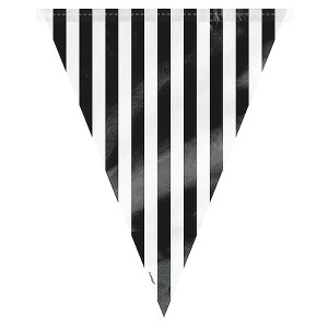 Black-and-White-Stripes-12-Feet-Flag-Pennant-Banner