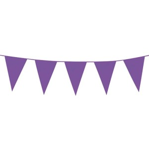 Giant-Purple-Pennant-Flag-Bunting