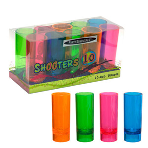 Neon-Party-Shooter-2-Oz-Plastic-Shot-Glass-Pack-of-10