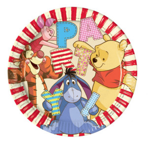 Winnie-the-Pooh-Party-Paper-Plate-23cm