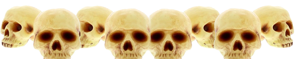 Skulls Party Supplies