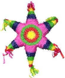 Mexican-Star-Pinata