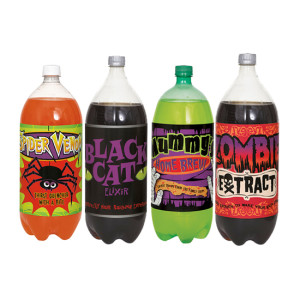 halloween-2-liter-bottle-labels-pack-of-4
