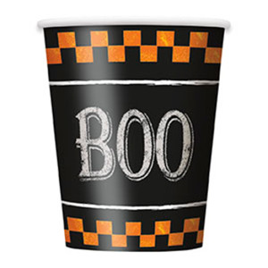 halloween-checkered-9-oz-paper-cup-single