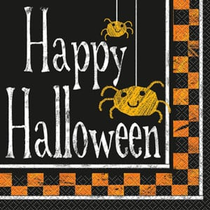 halloween-checkered-luncheon-napkins-pack-of-16