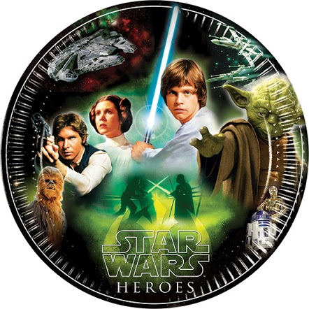 star-wars-heroes-and-villains-hero-23cm-paper-plate-single