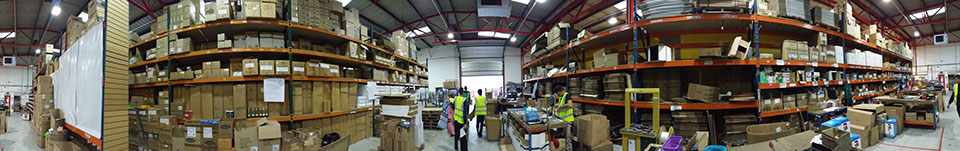 Picture Of Partyrama Warehouse