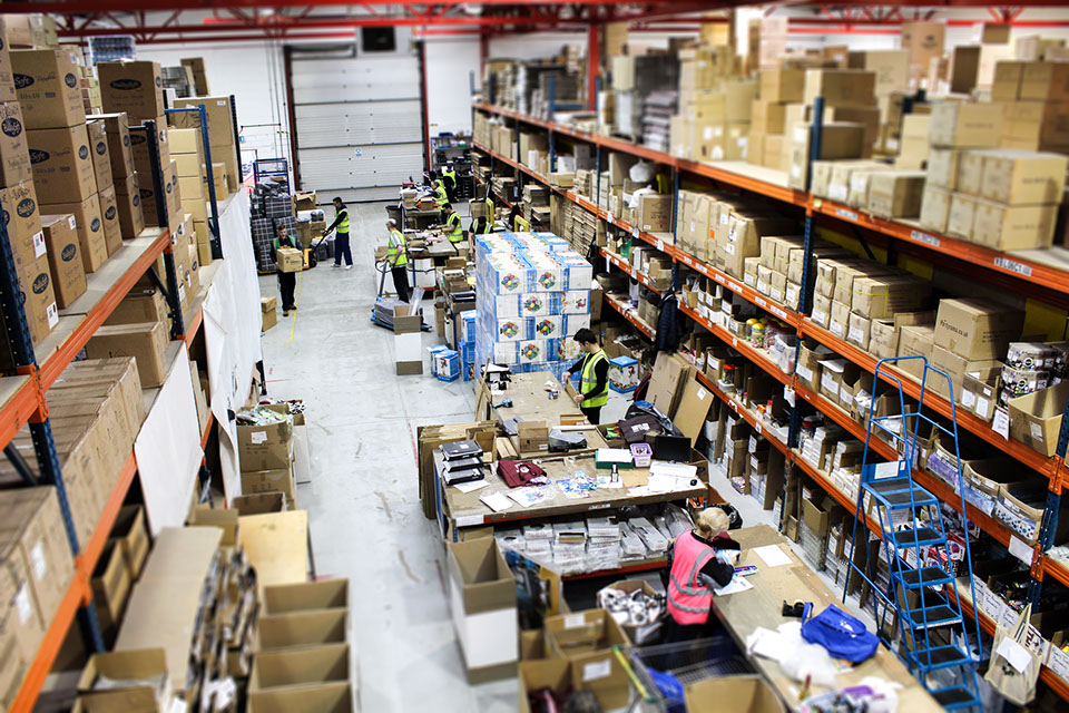 Photo Of Partyrama Warehouse