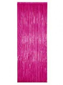 Cerise-Pink-Metallic-Shimmer-Curtain-3ft-x-8ft-221x300