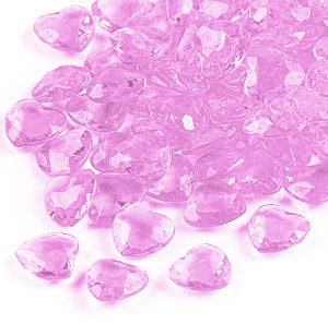 Pink-Hearts-Table-Gems-Premium-Table-Diamantes