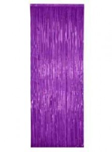 Purple-Metallic-Shimmer-Curtain-3ft-x-8ft-221x300