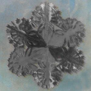 Silver-Snowflake-Foil-Hanging-Decoration