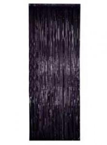 Black-Metallic-Shimmer-Curtain-3ft-x-8ft-221x300