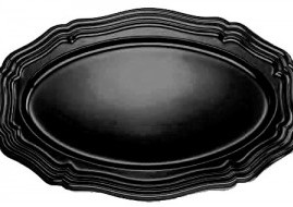 Black-Oval-Plastic-Tray-300x190