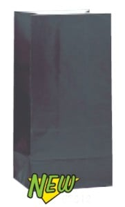 Black-Paper-Party-Bag-Pack-of-12