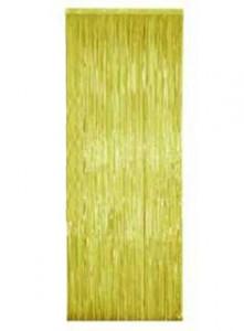 Gold-Metallic-Shimmer-Curtain-3ft-x-8ft-221x300
