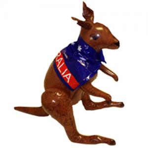 Inflatable-Kangaroo-65cm-With-Aussie-Flag-Cape