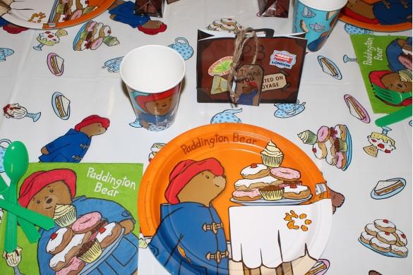 Paddington Bear Party Supplies