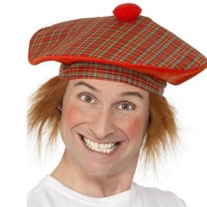 Tartan-TAM-O-Shanter-and-Ginger-Fur-Hair-product-image-300x300
