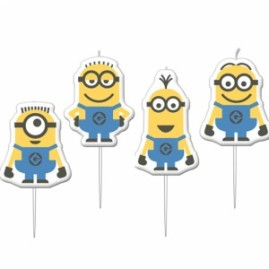 despicable-me-minions-miniature-figure-party-candles-pack-of-4-300x300