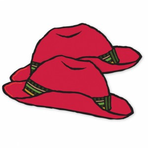 paddington-bear-red-paper-party-hats-pack-of-6-300x300