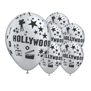silver-hollywood-theme-12-inch-latex-balloons-product-image-300x300