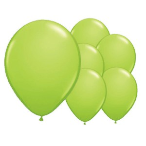 10-Lime-Green-12-Inch-Latex-Balloons-product
