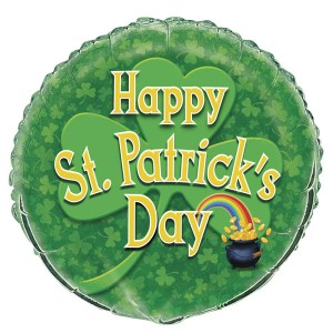 Happy-St-Patricks-Day-18-Inch-Foil-Balloon-product