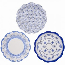 porcelain-blue-round-paper-plate-7-inches-17cm-pack-of-12-300x300