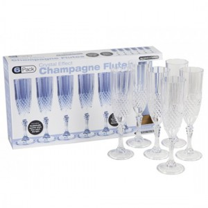clear-plastic-crystal-effect-champagne-flutes-250ml-pack-of-6-300x300
