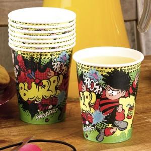 dennis-the-menace-paper-cup-9oz-266ml-300x300