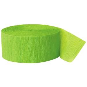 Lime-Green-Crepe-Streamer-81Foot-Length-image-300x300
