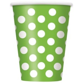 lime-green-decorative-dots-12-oz-paper-cup-product-image-300x300