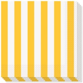 yellow-and-white-stripes-theme-luncheon-napkins-product-image-300x300