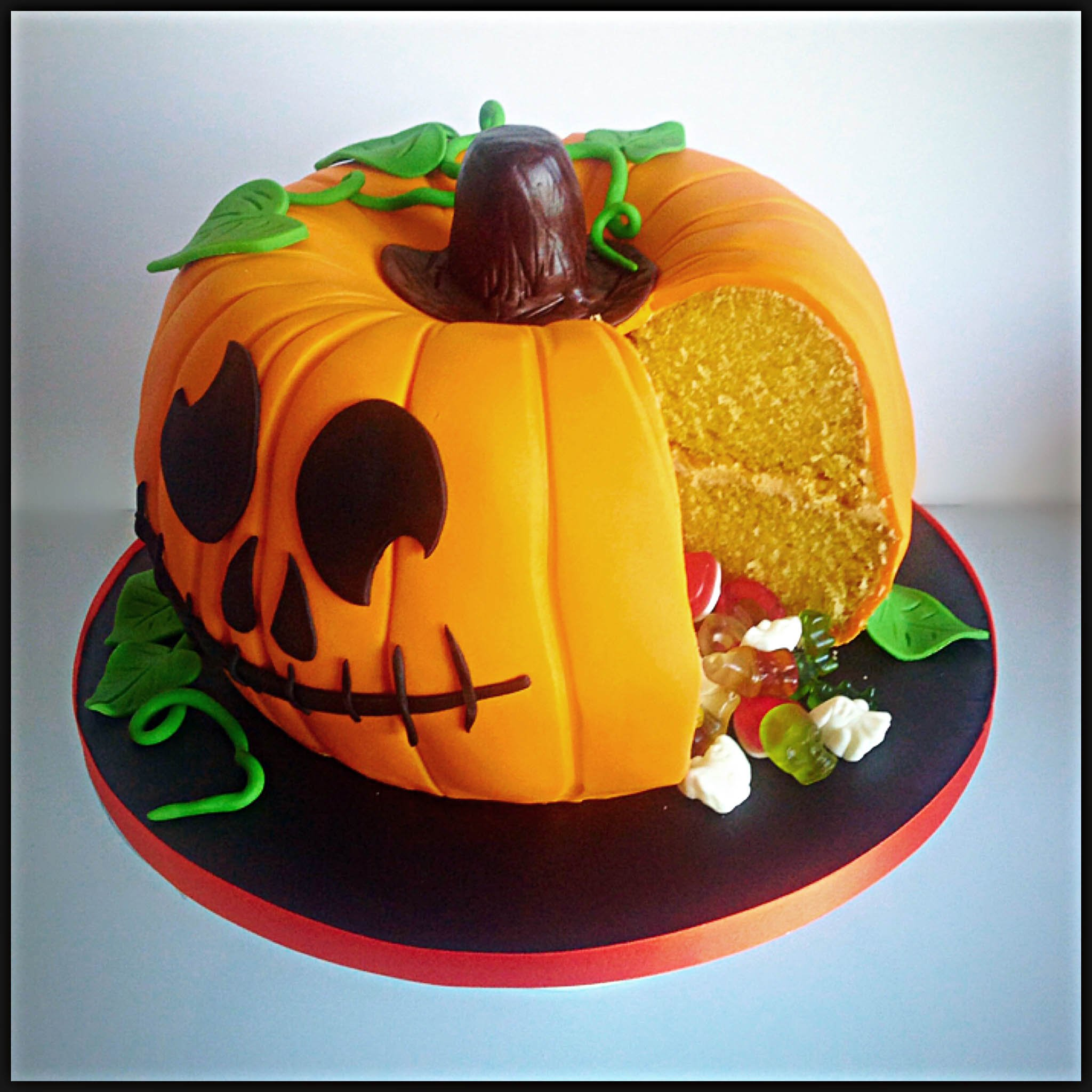 Halloween Cakes To Make Uk