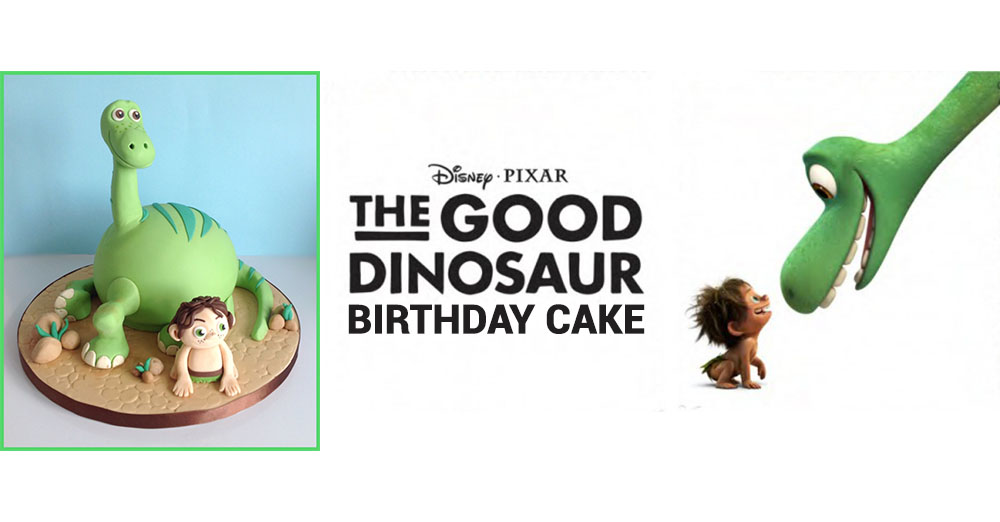 Dinosaur Birthday Cake Recipe