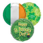 St-Patricks-Day-Balloons-and-accessories