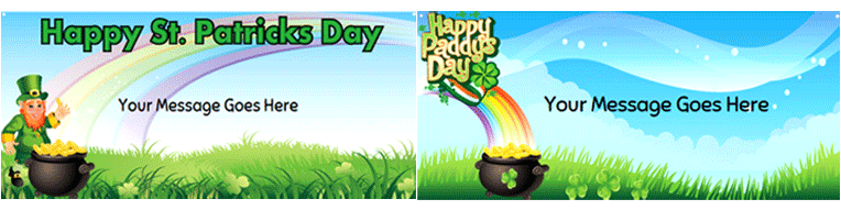 St-Patricks-Day-Personalised-Banners