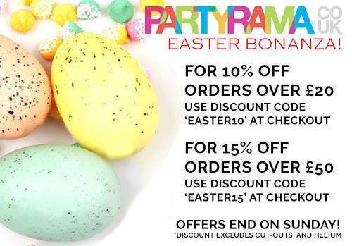 Easter Discount Codes