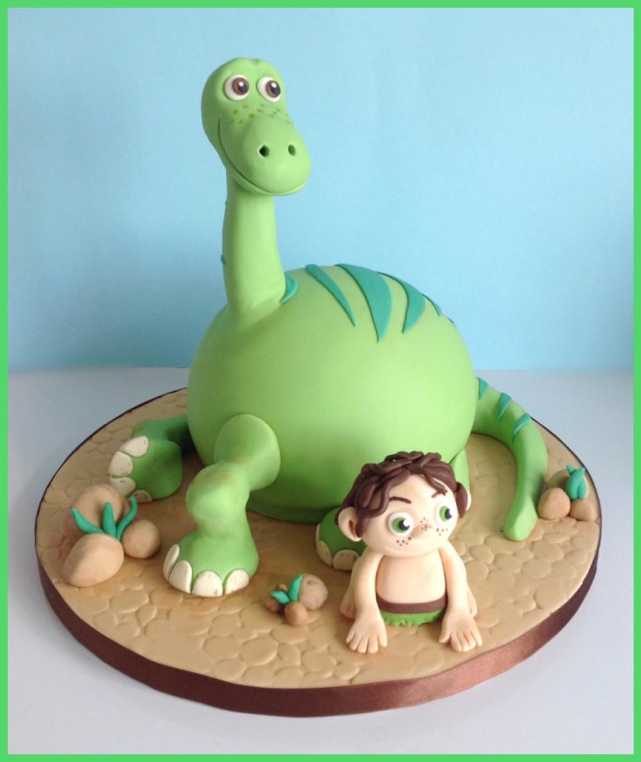 Good Dinosaur Cake