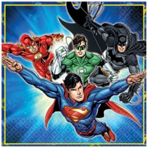 justice-league-luncheon-napkin-2-ply-33cm-pack-of-16-441x441