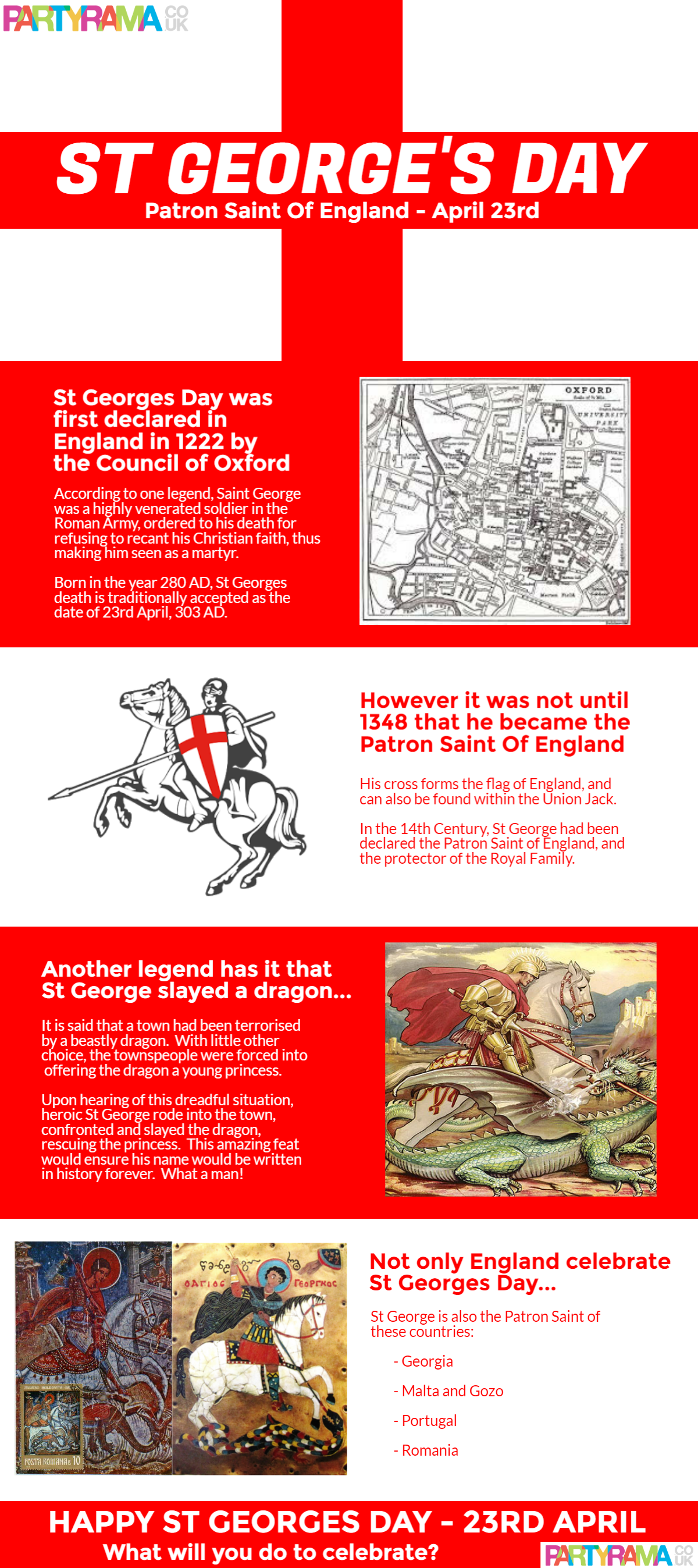 The Legend Of St George