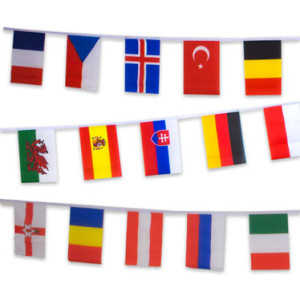 EURO 2016 Party Supplies & Decorations