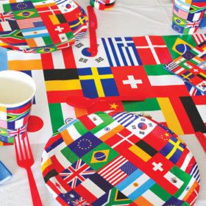 EURO 2016 Party Supplies at Partyrama.co.uk