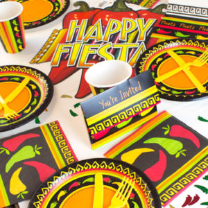 Mexican Party Supplies & Decorations