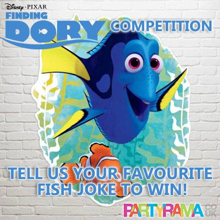 Finding Dory Competition