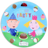 ben-and-holly-round-paper-plate-product-image-170x170