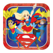 dc-super-hero-girls-square-paper-plate-23cm-product-image-170x170